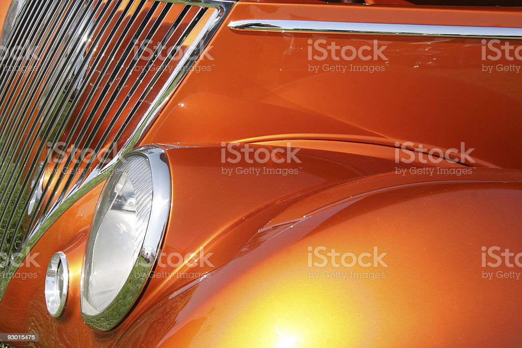Orange is a good color royalty-free stock photo