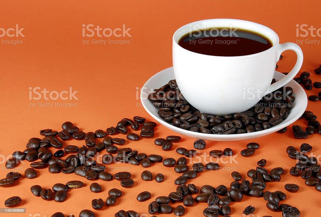 Orange Java royalty-free stock photo