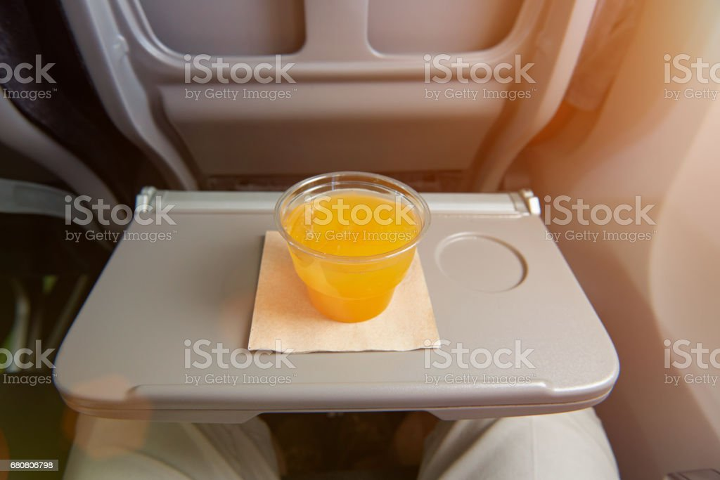 Orange juice drink stock photo