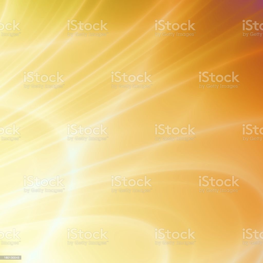 Orange light gradient background design royalty-free stock photo