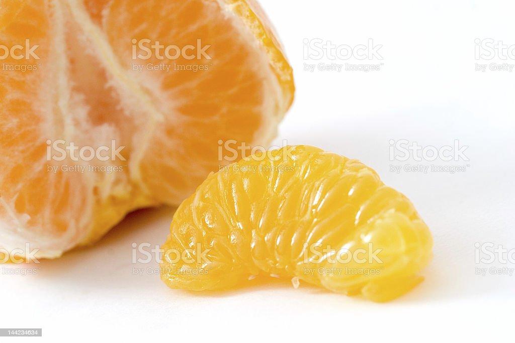 Orange Mandarin royalty-free stock photo