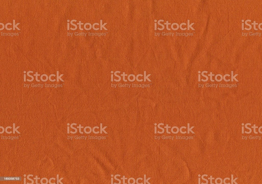 Orange Natural Textile royalty-free stock photo