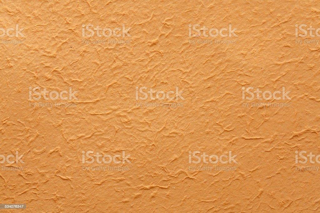Orange paper background royalty-free stock photo