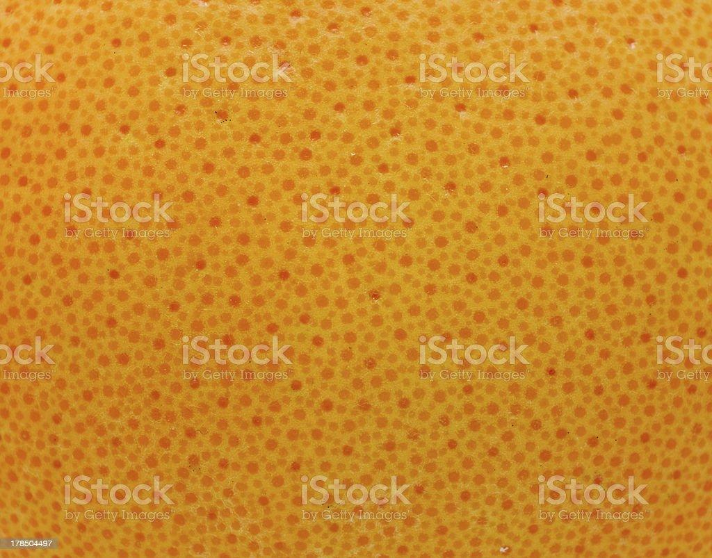 Orange peel close up royalty-free stock photo