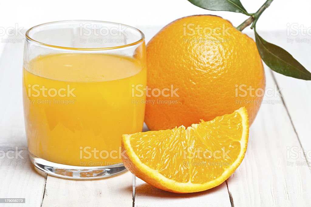 Orange royalty-free stock photo