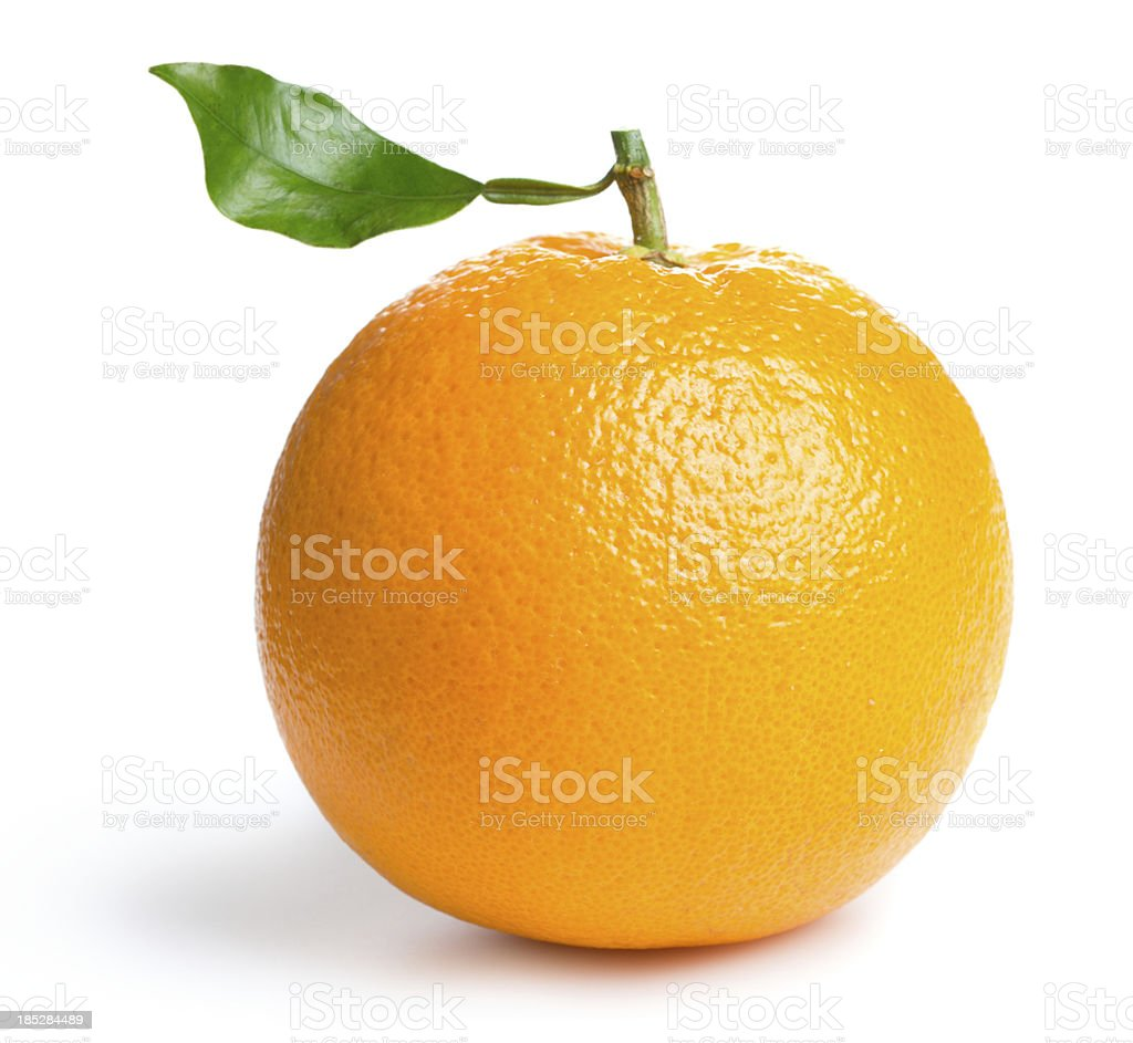 Orange stock photo