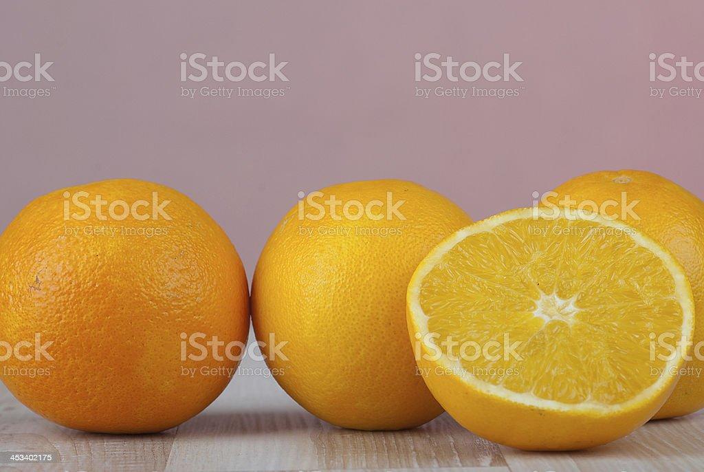 Naranja foto de stock libre de derechos