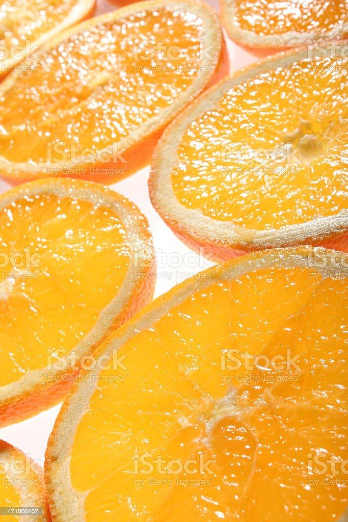 Arancio foto stock royalty-free