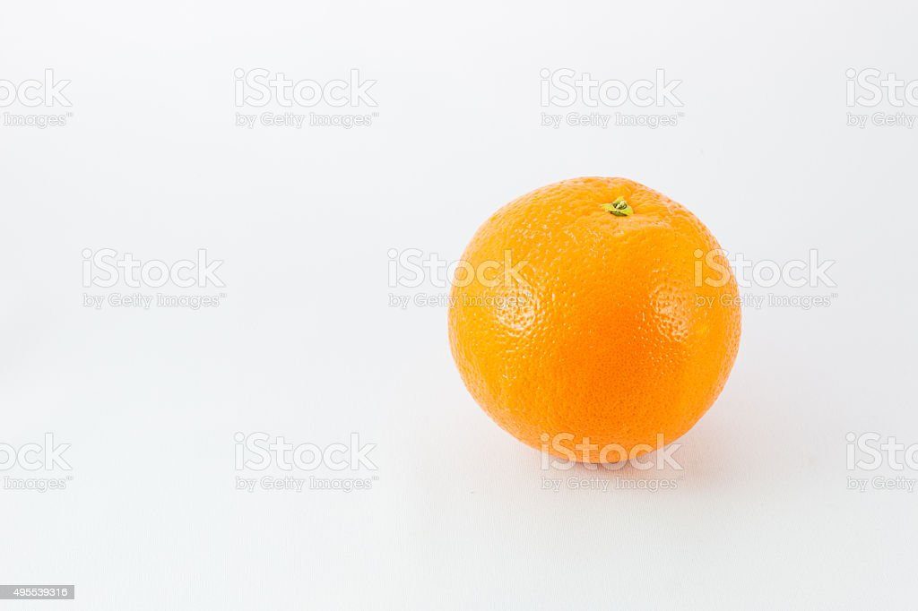 Orange. stock photo
