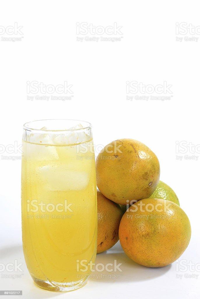 Orange royalty-free stock photo