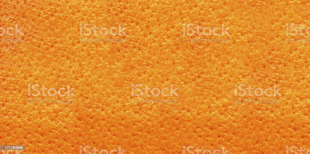 Orange skin macro stock photo