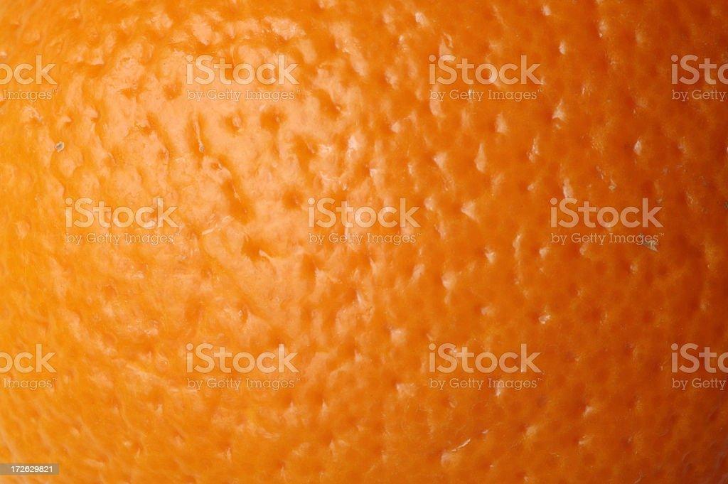 Orange skin royalty-free stock photo
