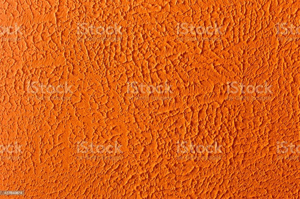Orange stipple effect background stock photo