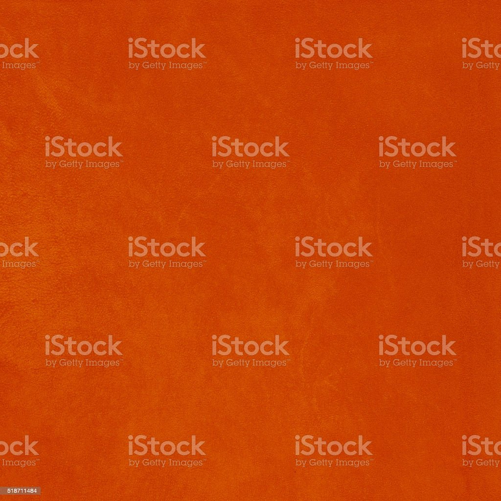 Orange suede texture stock photo