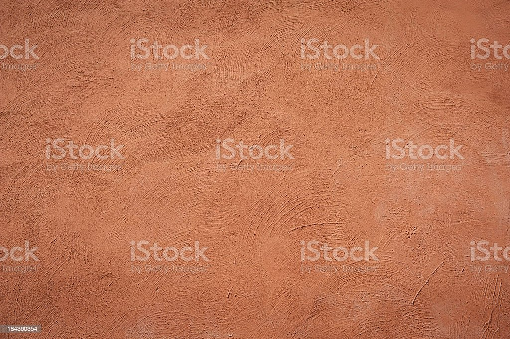 orange textured wall royalty-free stock photo