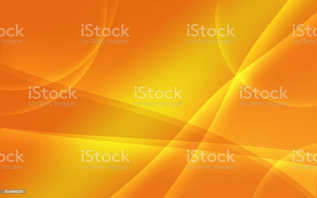 Orange tint abstract wavy background stock photo