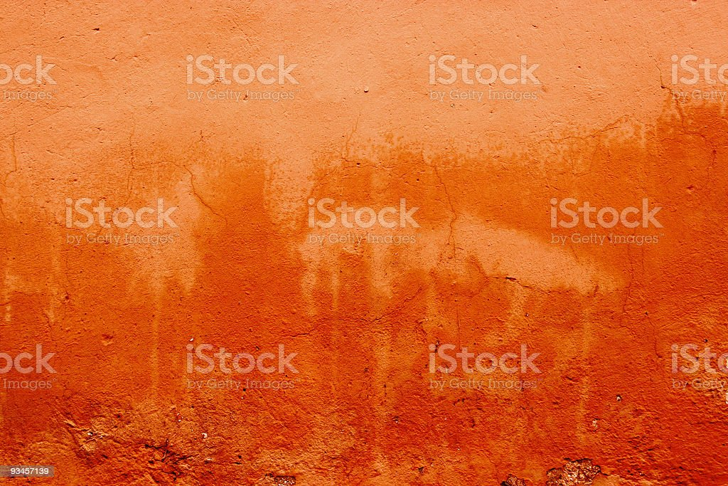 Orange wall royalty-free stock photo