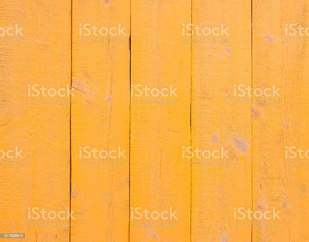 Orange wooden background stock photo