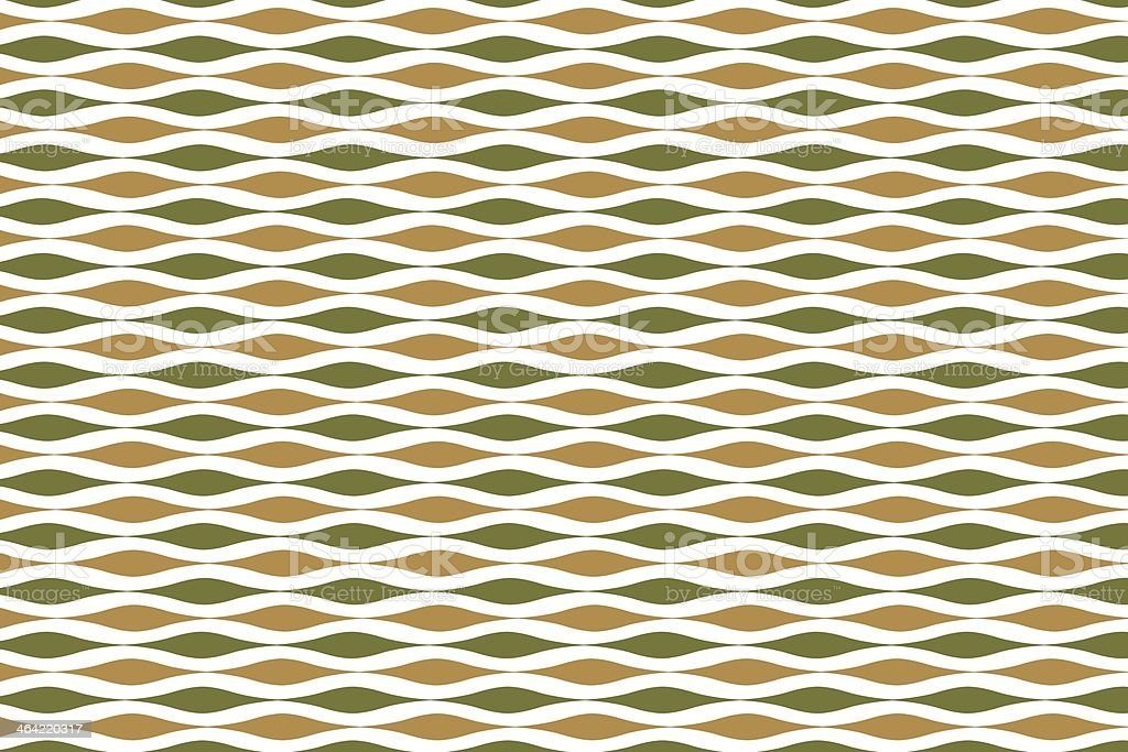 Orange-Green Pattern stock photo