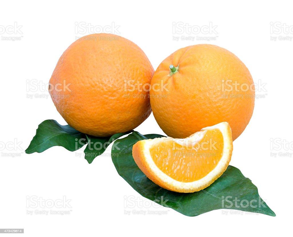 oranges and clove stock photo