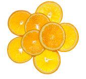 Oranges composition