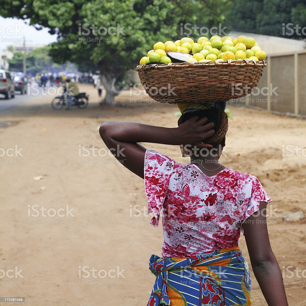 oranges for sale royalty-free stock photo