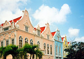 Oranjestad, Aruba: Dutch colonial architecture
