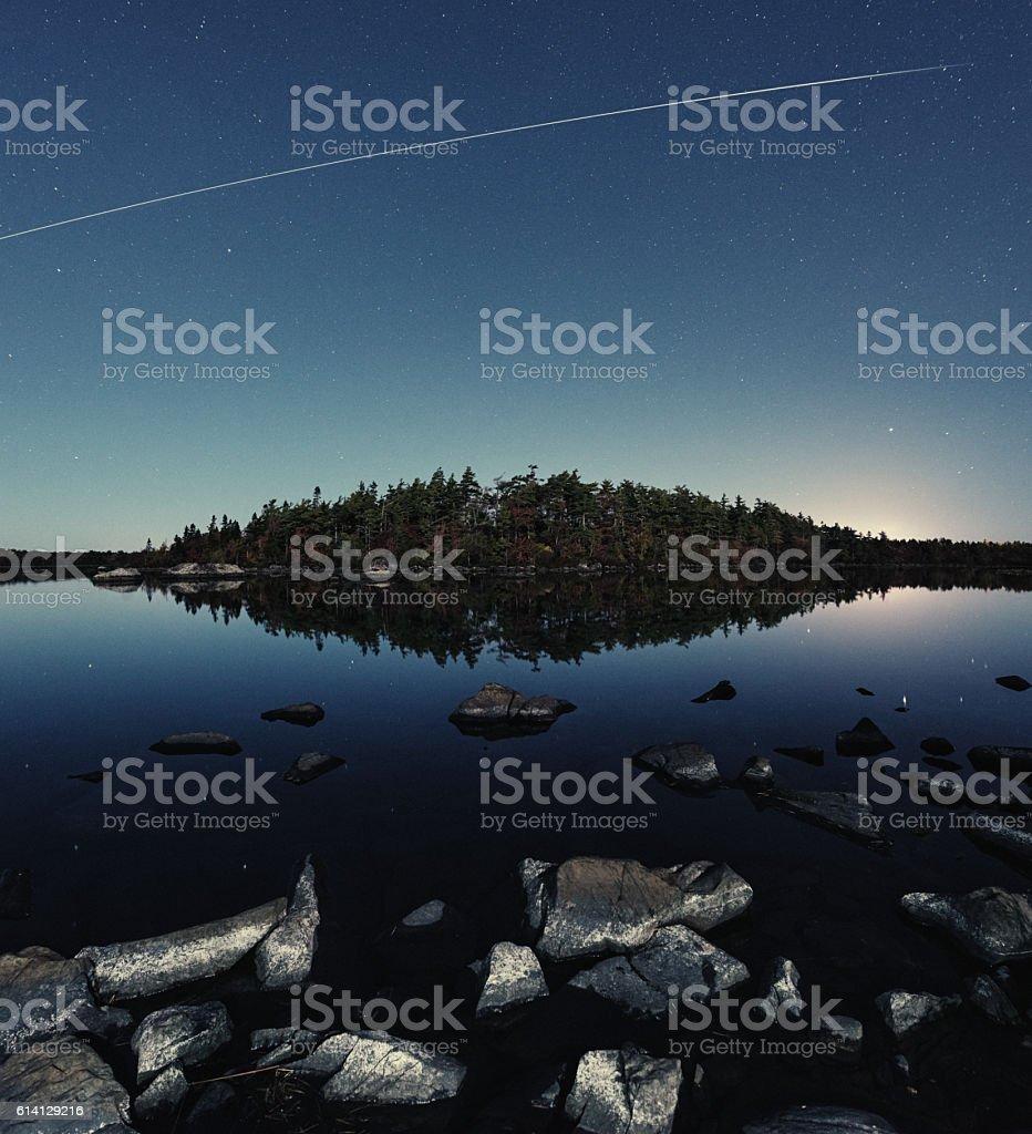 Orbital Symmetry stock photo