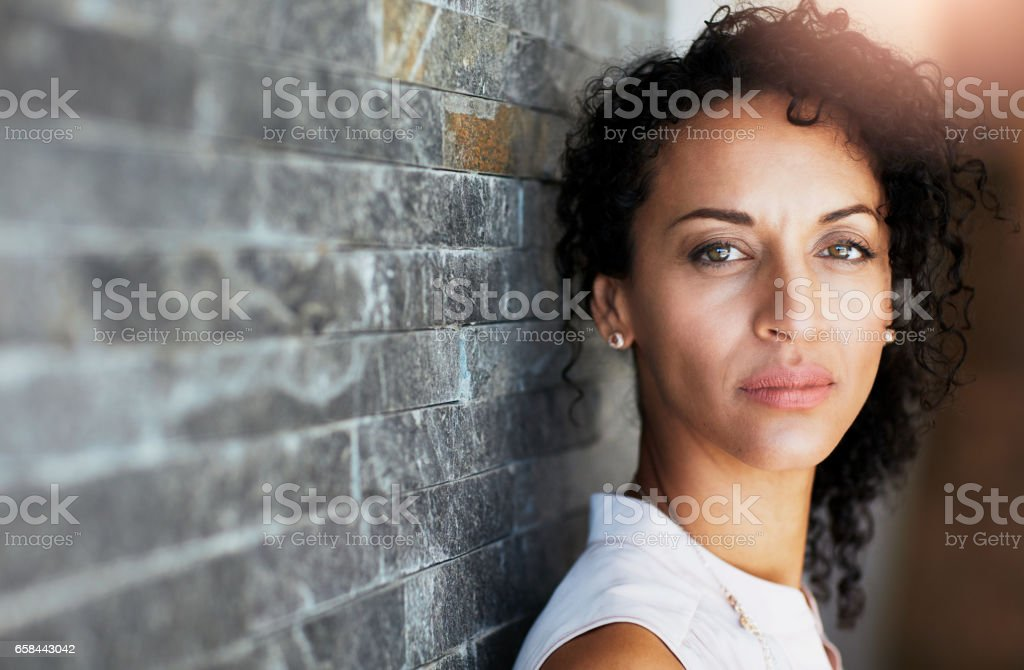 Order your thoughts, order your life stock photo