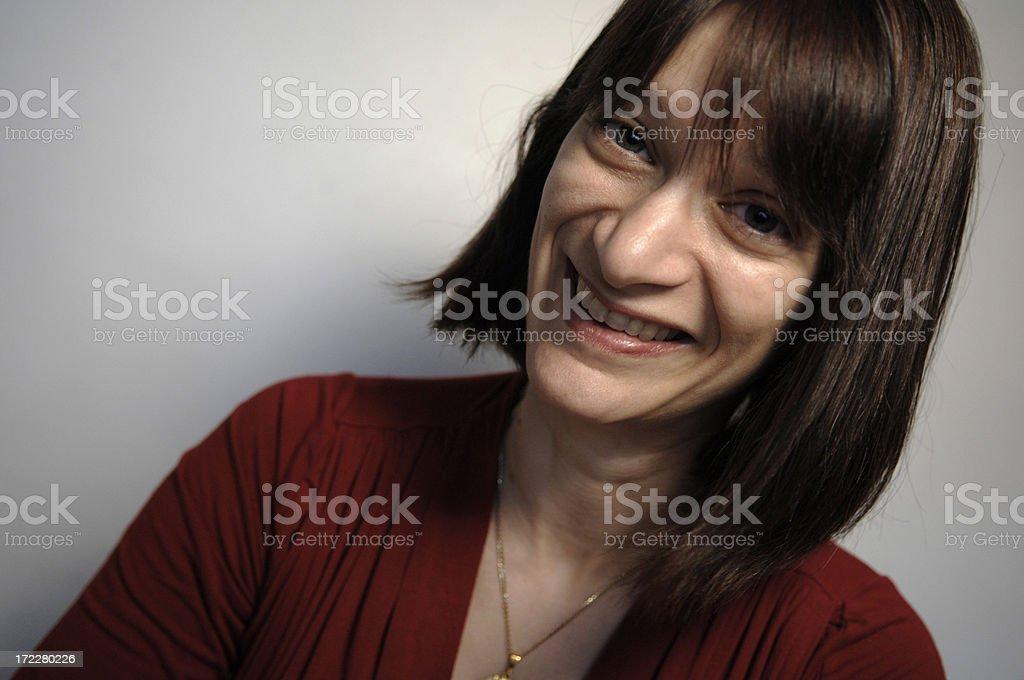 ordinary people series royalty-free stock photo