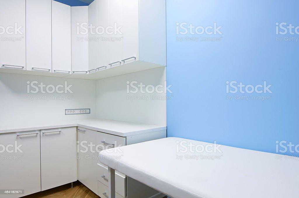 ordination interior stock photo