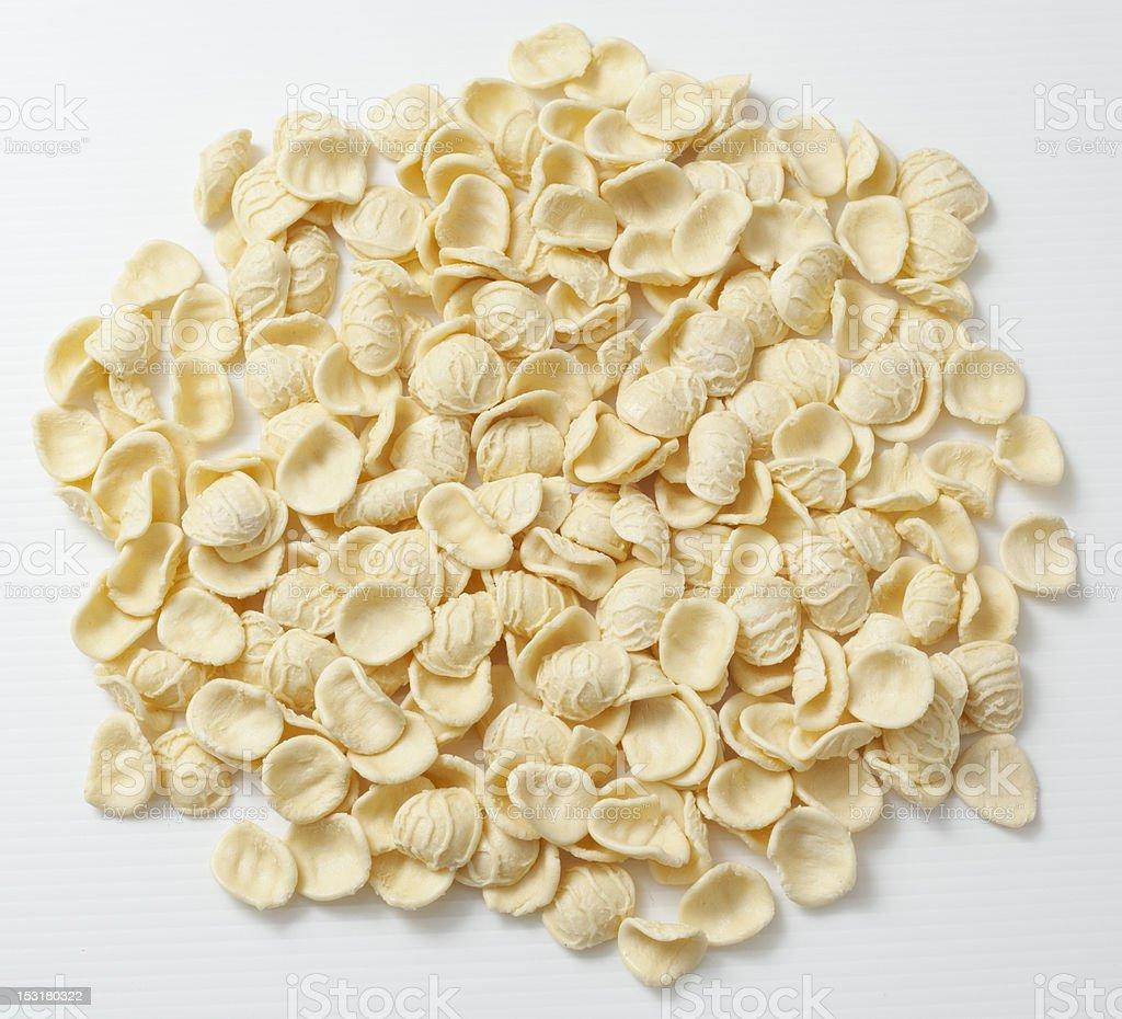 Orecchiette di Puglia royalty-free stock photo