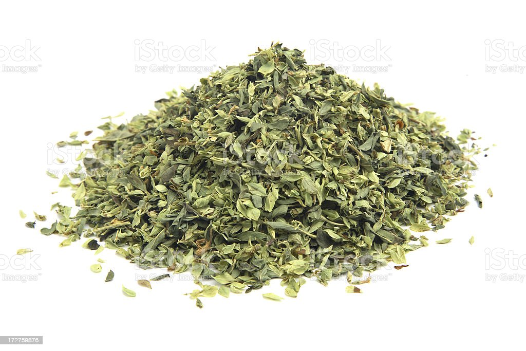 Oregano. stock photo
