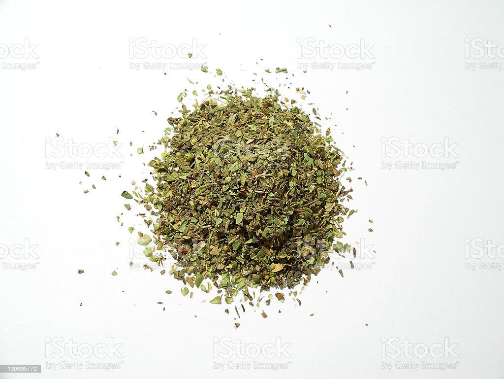 Oregano Spice royalty-free stock photo