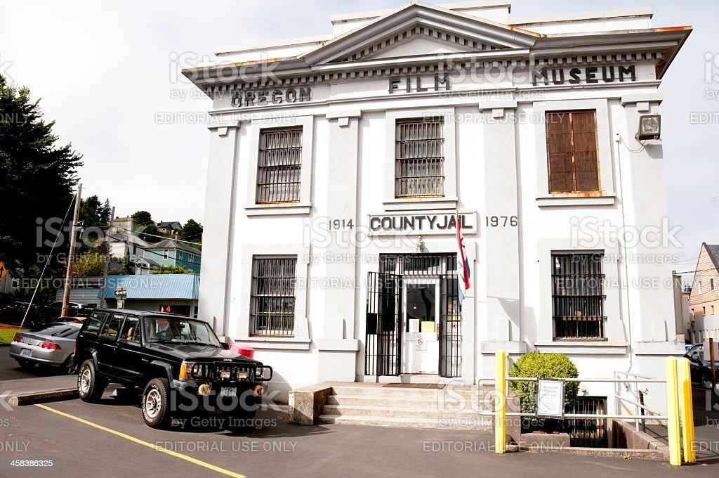 Oregon Film Museum stock photo