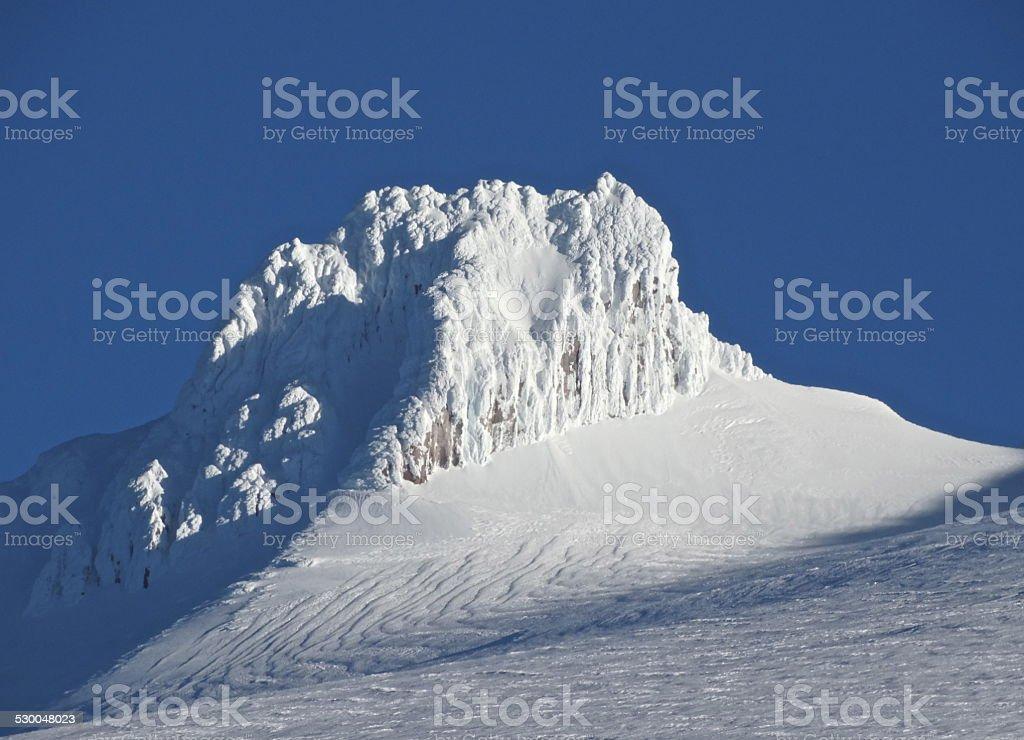 Oregon's Illumination Rock stock photo