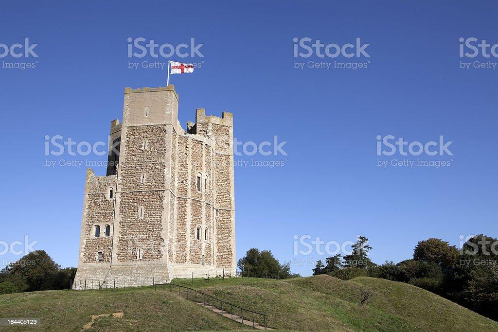 Orford Castle (XXXL) royalty-free stock photo