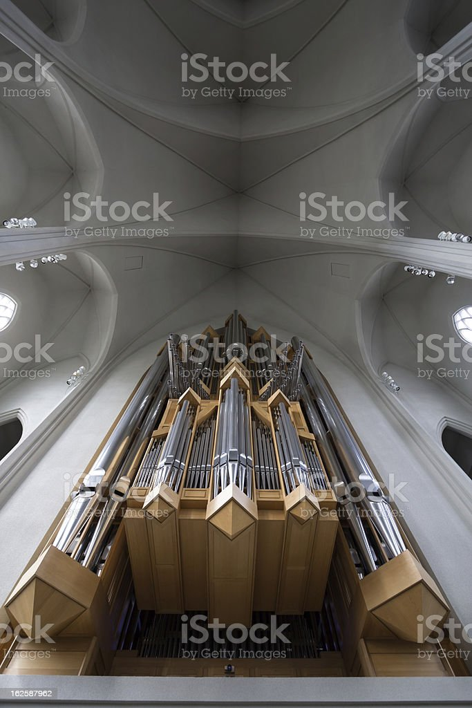 organ royalty-free stock photo