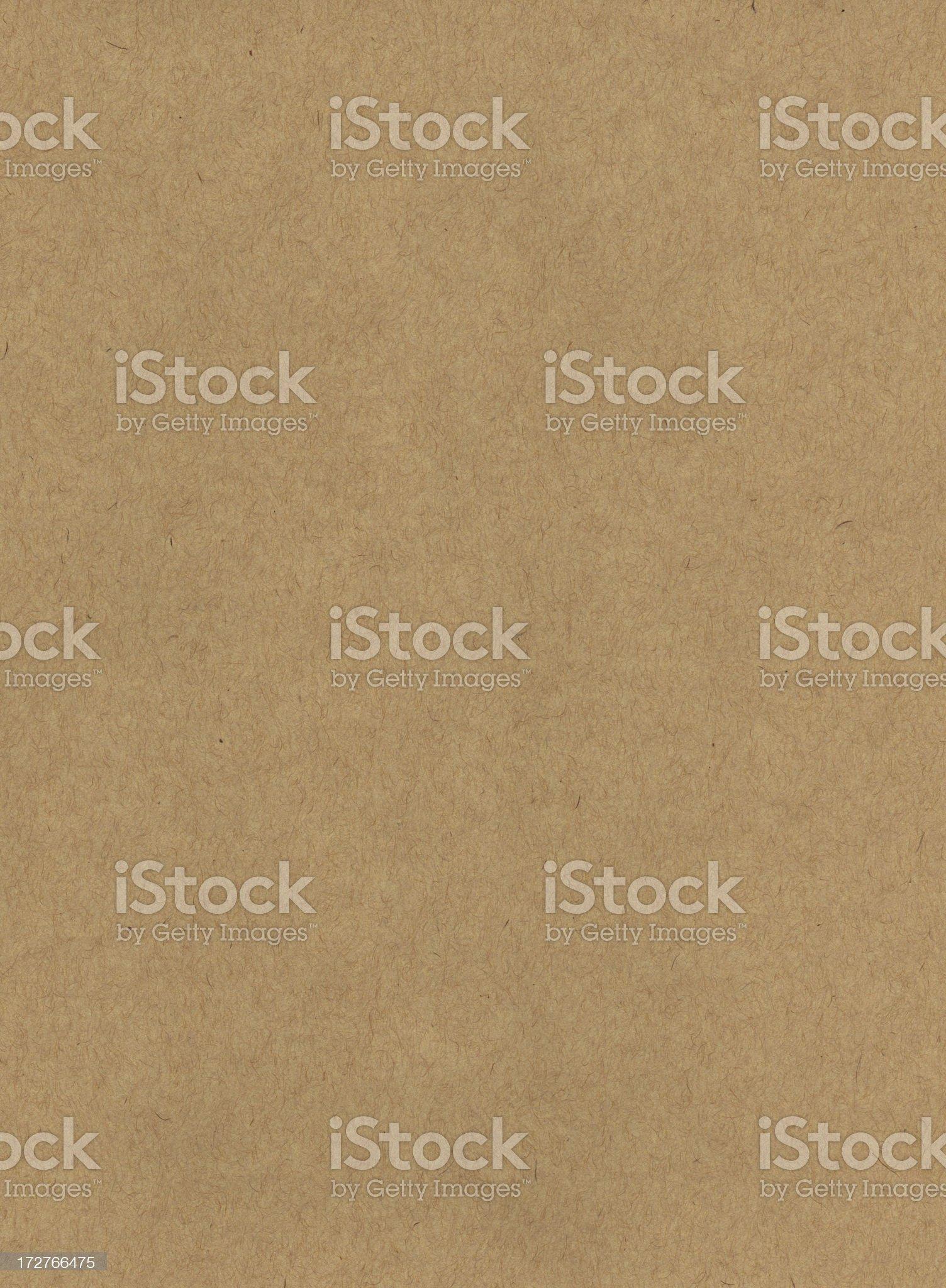 Organic Craft paper stock royalty-free stock photo