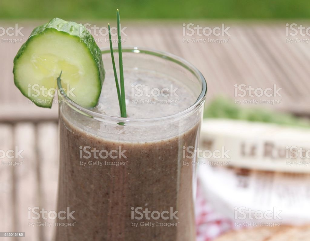 Organic Drink stock photo