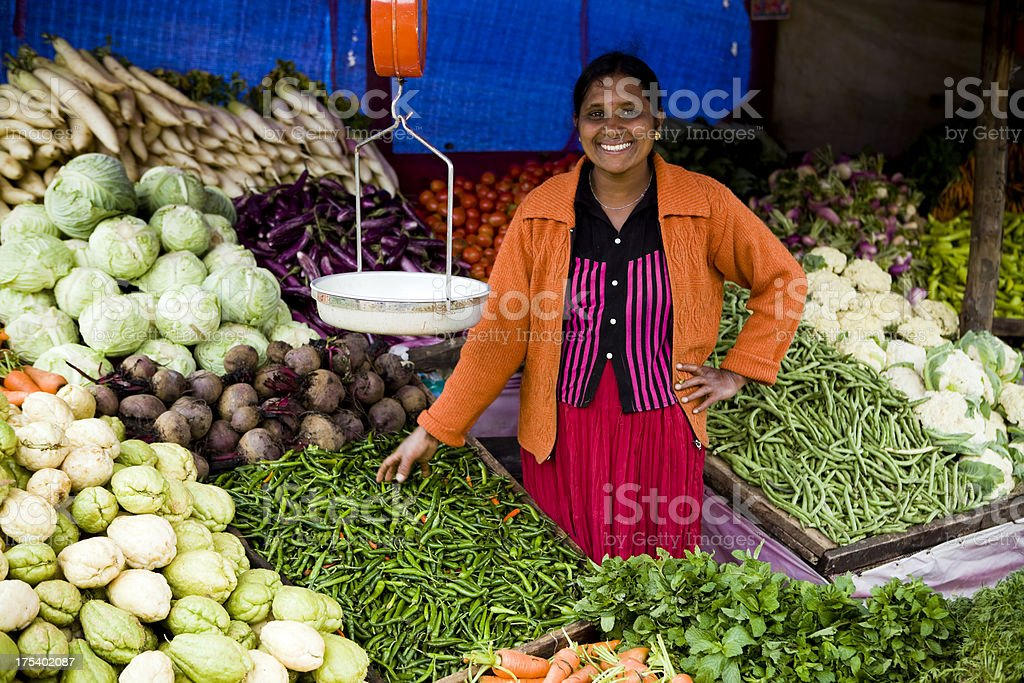 organic farm produce market sri lanka royalty-free stock photo