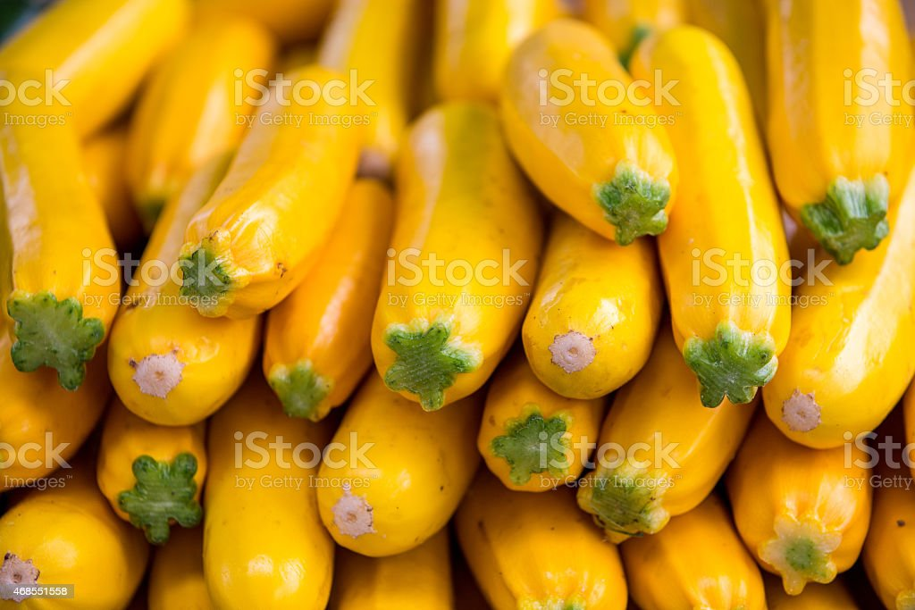 Organic Farmer's Market Fresh Colorful Fruits and Vegetable stock photo