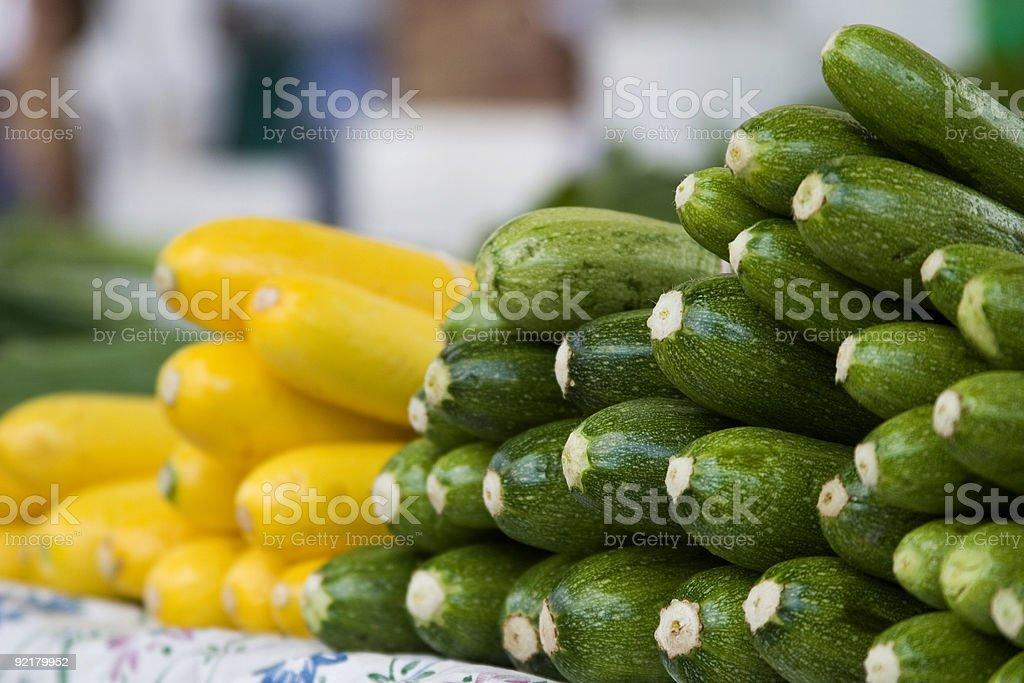 Organic Farmers Market royalty-free stock photo