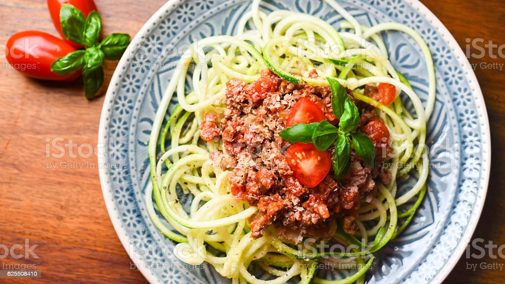 Organic, Gluten Free and Vegan Pasta stock photo