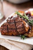 Organic Lamb Loin Chops