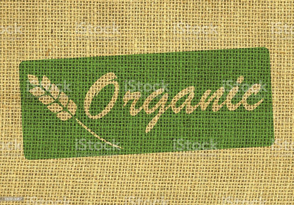 Organic produce royalty-free stock photo