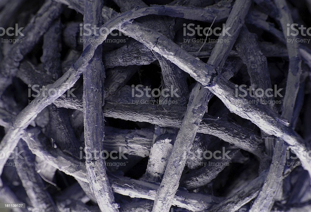 Organic Texture royalty-free stock photo
