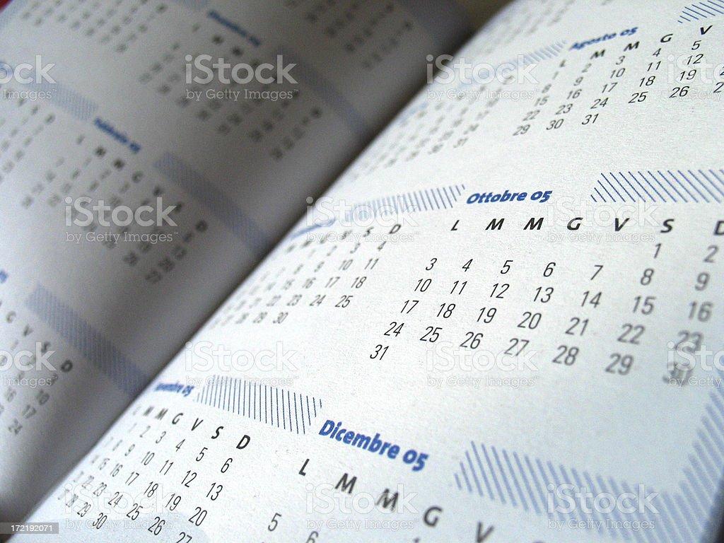 organizzer stock photo