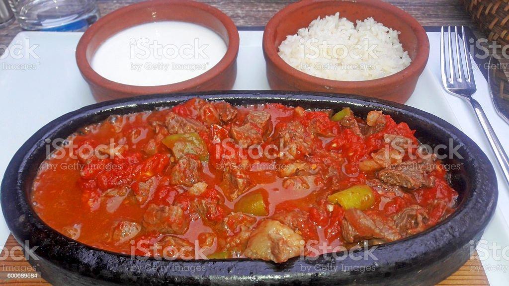 oriantal cuisine stock photo