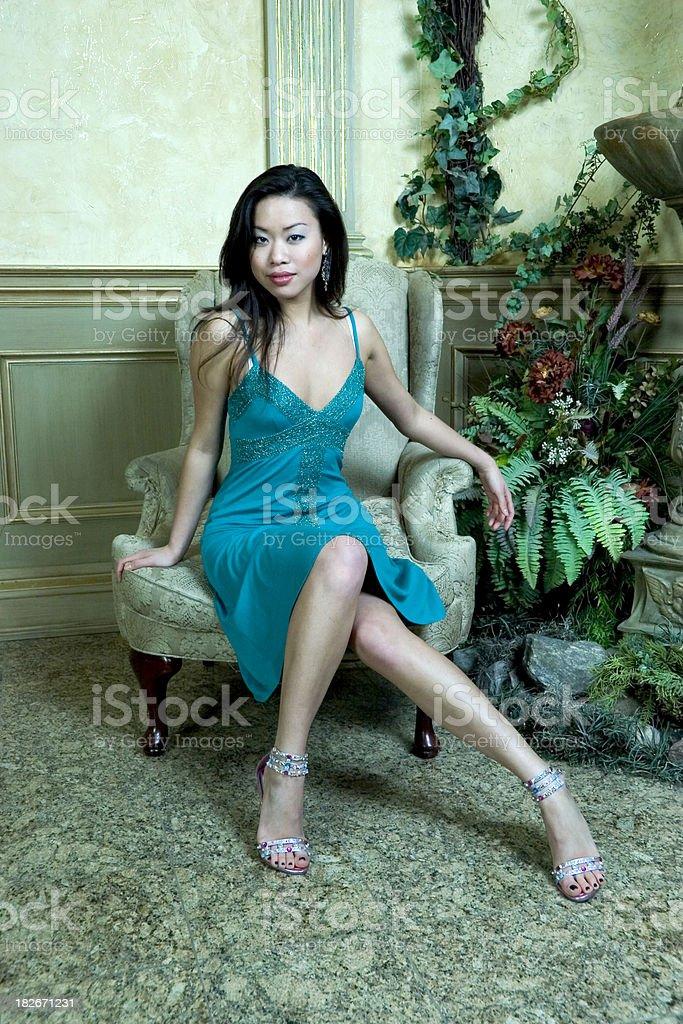 Orient royalty-free stock photo